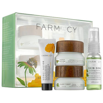 Skin Savior Kit - Farmacy | Sephora