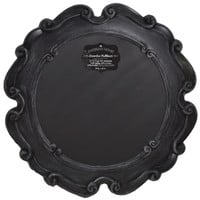 "Parisian Home Round Framed Chalkboard / Blackboard 23"" Diameter"