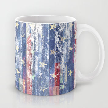 Amerikka Mug by HappyMelvin