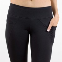 Full Pocket Mesh Leggings