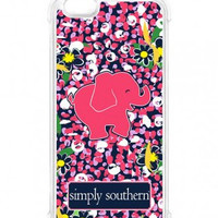 Simply Southern Elephant Phone Case - Iphone 6