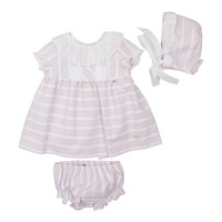 Jose Varon Baby Girls' Pink Dress