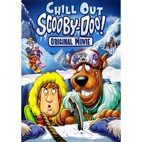 Chill Out, Scooby-Doo 27x40 Movie Poster (2007)