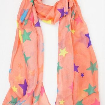 Star light star bright scarf