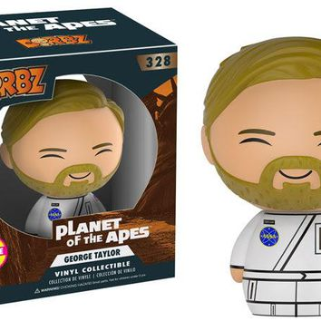 Planet of the Apes George Taylor Chase Dorbz Vinyl Figure