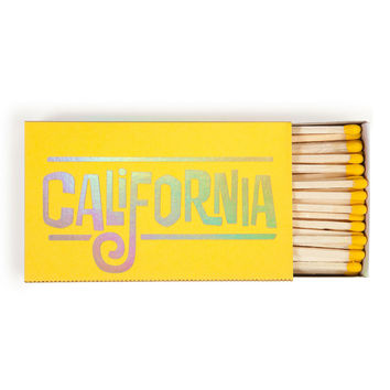 California Dreamin' matches
