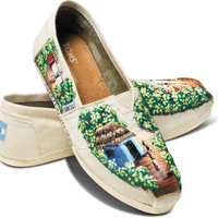 Natural Senechal's Road Haiti Artist Collective Women's Classics