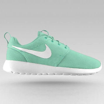 Nike Roshe Run Women Casual Sneakers Sport Running Shoes 2bddf66311d2