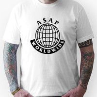 ASAP Mob  Worldwide Unisex T-Shirt