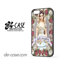 Marina And The Diamonds I Hate Everything For Iphone 5 Iphone 5S Case Phone Case Gift Present YO