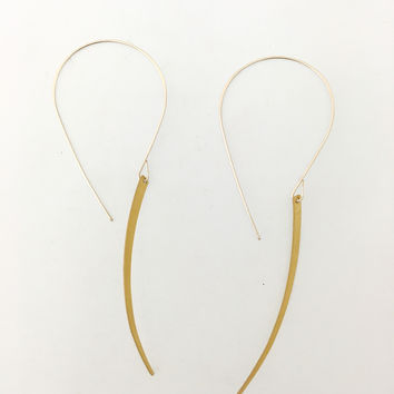 Talon Hoop Earrings