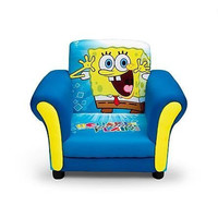 Toddlers Upholstered Fabric Chair