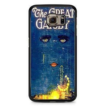 The Great Gatsby Samsung Galaxy S6 Case
