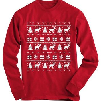 Traditional Ugly Christmas Sweater - On Sale