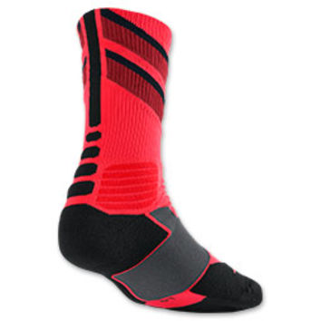 Men's Nike Hyper Elite Chase Basketball Crew Socks | Finish Line