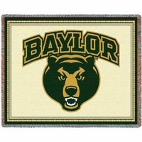 Pure Country Weavers 4782-A Baylor Univ Throw