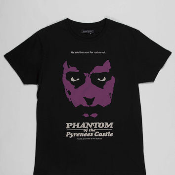 Sixpack Tee PHANTOM by Christopher D
