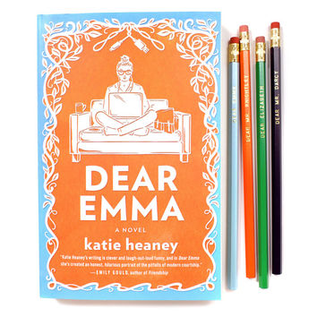 Dear Emma + Pencil Set (Autographed)