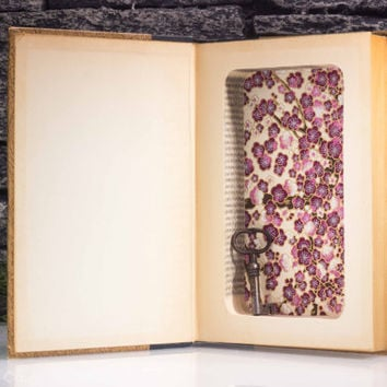 Hollow Book Safe - Pride and Prejudice by Jane Austen - Vintage (1925) - OOAK - Magnetic Closure