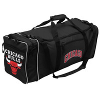 Chicago Bulls Steal Duffle Bag - http://www.shareasale.com/m-pr.cfm?merchantID=7124&userID=1042934&productID=555878570 / Chicago Bulls