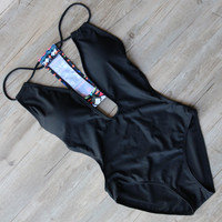 Bodysuit Summer Beach One Piece Swimsuit