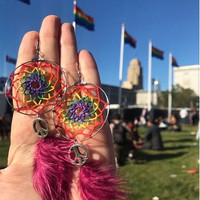 Pride Catcher Earrings