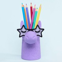 NPW Giant Llama Pencil Pot at asos.com