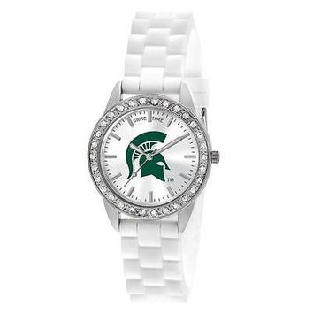 NCAA Michigan State Spartans Women's Frost Watch