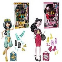 Monster High Doll and Shoes Wave 1 Case