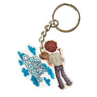 Bob Ross - Happy Clouds Keychain