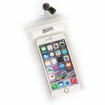 Universal Phone Waterproof Dry Bag - Clear