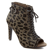 Jessica Simpson Erlene 2 Booties - Winter Grey