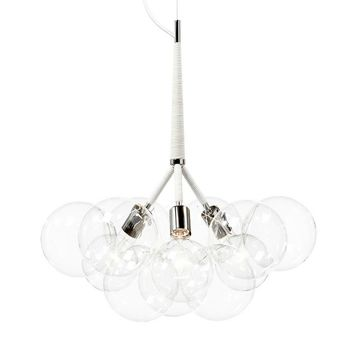 Pelle Large Bubble Chandelier