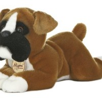"Aurora World Miyoni 11"" Boxer Stuffed Dog"