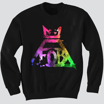 Fall Out Boy - Nebula Galaxy - Classic Sweatshirt