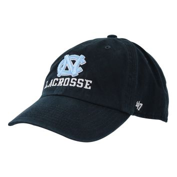 NCAA University of North Carolina Tar Heels '47 Clean Up Lacrosse Hat