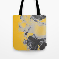 Lellow Tote Bag by duckyb