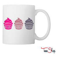 Cupcakes Coffee & Tea Mug