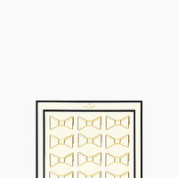 Kate Spade Bow Paper Clips Gold ONE