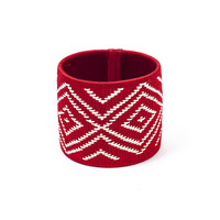 Red Cana Flecha Cuff - Colombia
