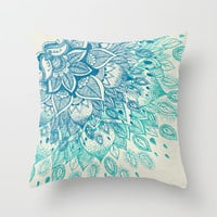 Lovely  Throw Pillow by rskinner1122