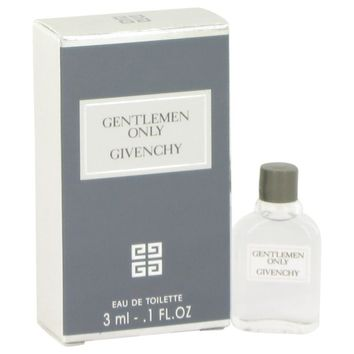 Gentlemen Only Cologne By Givenchy Mini EDT FOR MEN