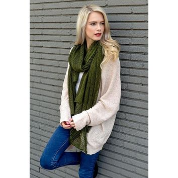 Net Wrap Scarf | Colors