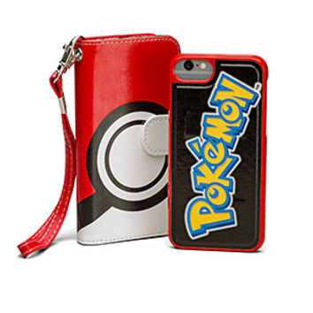 Pokémon Folio Wallet iPhone 6 Case