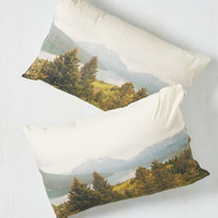Peaks Your Interest Pillowcase Set | Mod Retro Vintage Decor Accessories | ModCloth.com
