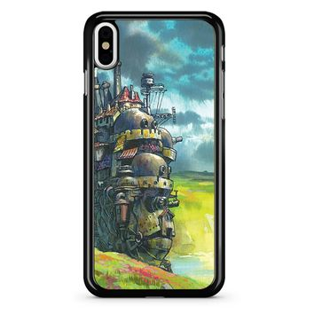 Howl S Moving Castle iPhone X Case