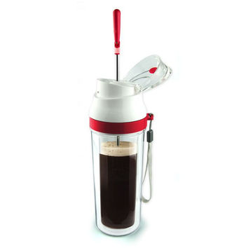 Modern Mobile Coffee Press Maker