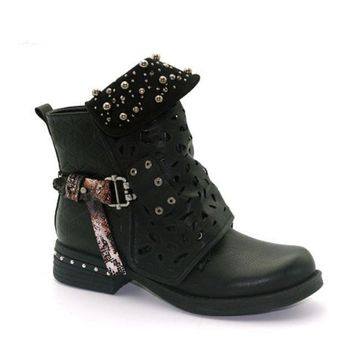 Women's Ankle Boots: Trending Western Style Ankle Boots