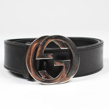 Gucci Authentic Leather Belt