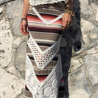 Serape Love Spell Skirt